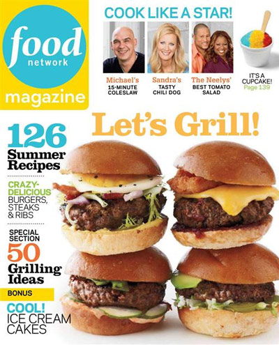Food Network Magazine June