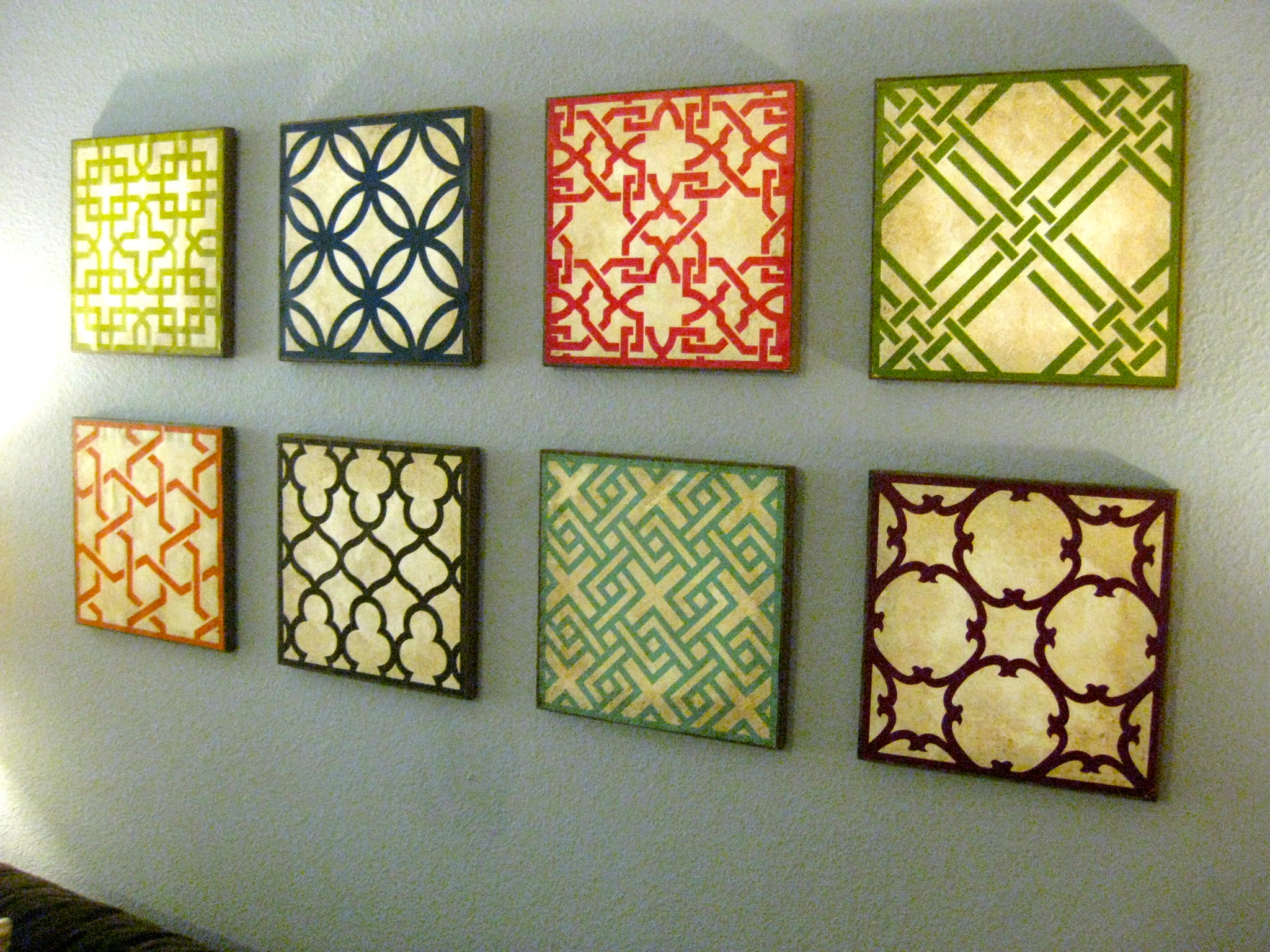 Wall Art Ideas: Patterns I Love
