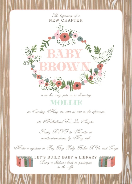 woodland, florals, rifle paper company look, faux bois